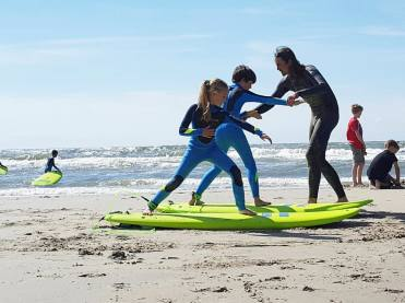 surfles scheveningen kids